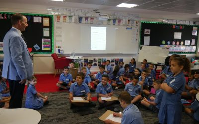 Middle Primary News